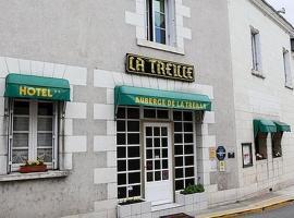 Auberge de la Treille, Saint-Martin-le-Beau