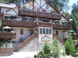 The North Shore Inn, Crestline