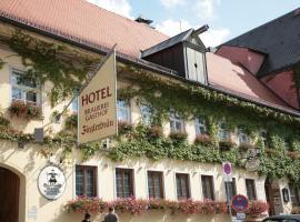 Altstadt-Hotel Zieglerbräu, داخاو