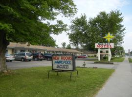 Holiday Motel, Orillia