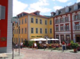 Hotel Zur Alten Brücke