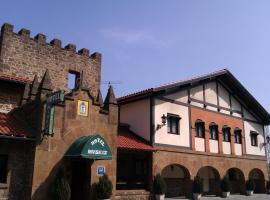Hotel Muskiz, Muskiz
