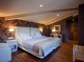 Hotel Os Olivos, Guísamo