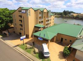Burnett Riverside Motel, Bundaberg