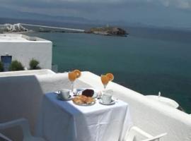 Magic View, Naxos Chora