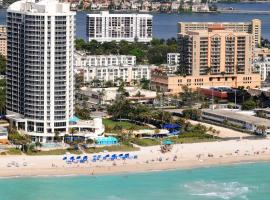 DoubleTree by Hilton Ocean Point Resort & Spa Sunny Isles, Sunny Isles Beach