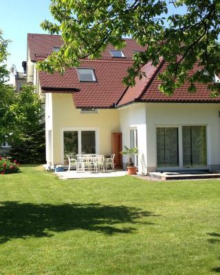Ferienhaus Am Park Leipzig