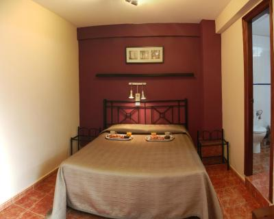 Chambres d\'hôtes Hostal Jentoft, Chambres d\'hôtes Séville