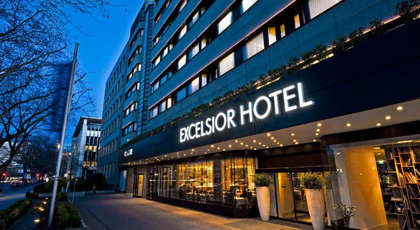 Hotel Steigenberger Munchen
