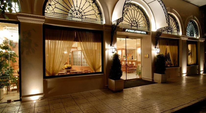 Athens Atrium Hotel & Jacuzzi Suites (Athen)