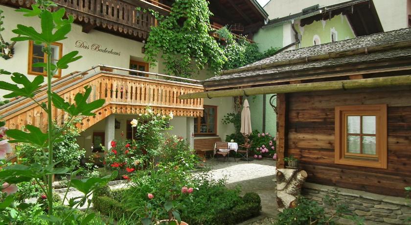 Das Baderhaus (Zell am See)