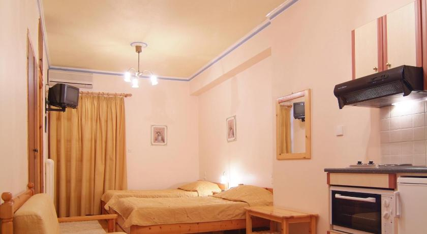 Studios Maria, Hotel, D. Mavroudi, Paralio Astros, Arkadia, 22019, Greece