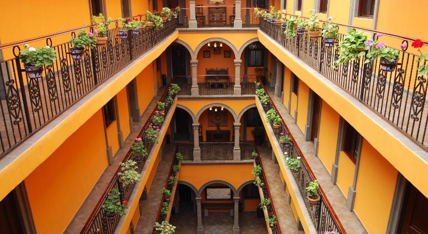 メキシコ,グアダラハラ,ホテル モラレス ヒストリカル & コロニアル ダウンタウン コア(Hotel Morales Historical & Colonial Downtown core)