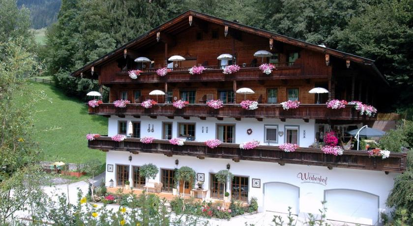 Gästehaus Weiherhof (Alpbach)
