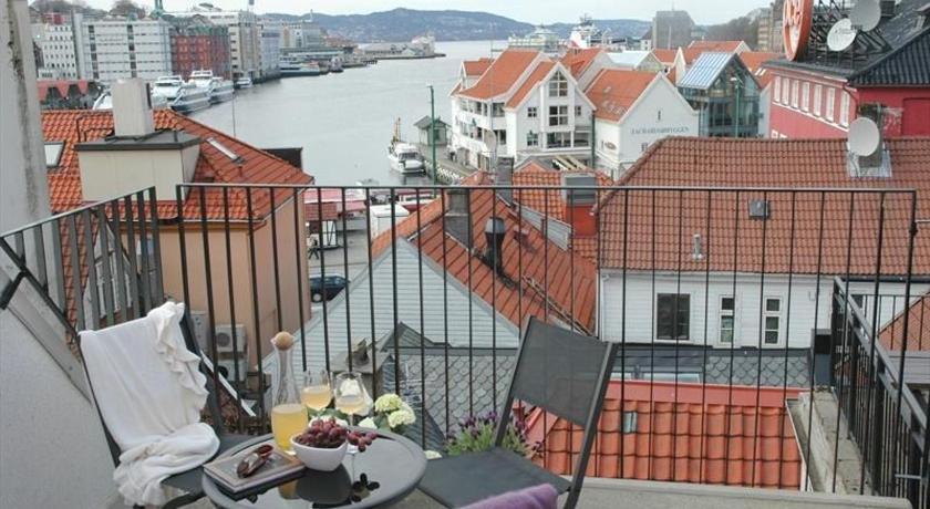 Bryggen Panorama Suites (Bergen)