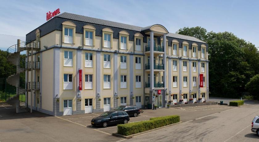 H tel ibis li ge seraing boncelles belgique for Bon de reservation hotel