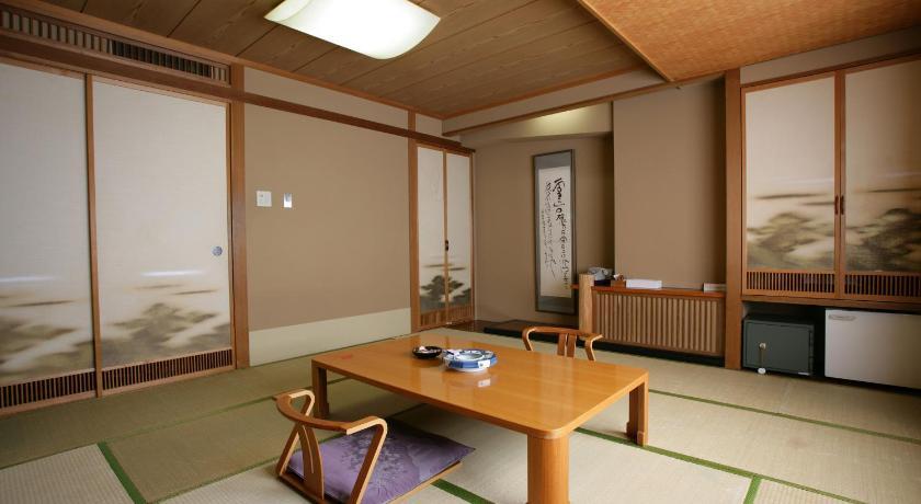 日本,登別温泉,登別石水亭(Noboribetsu Sekisuitei)