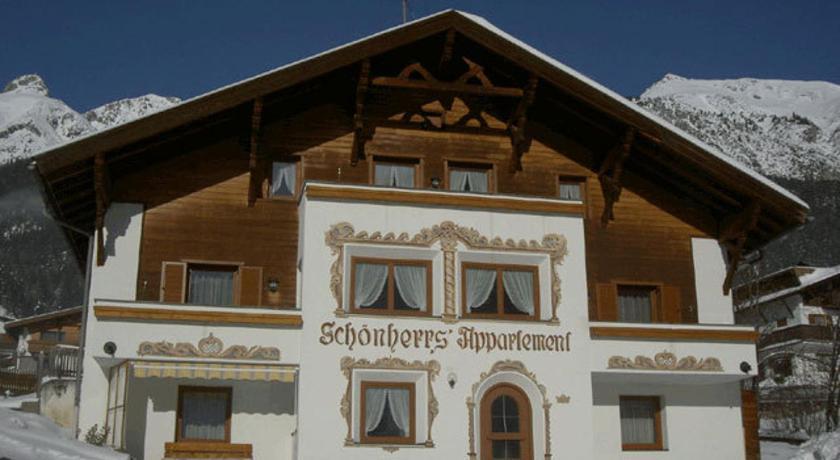 Apart Garni Schönherr (Pettneu am Arlberg)