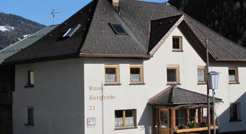 Haus Bergfriede (Pettneu am Arlberg)
