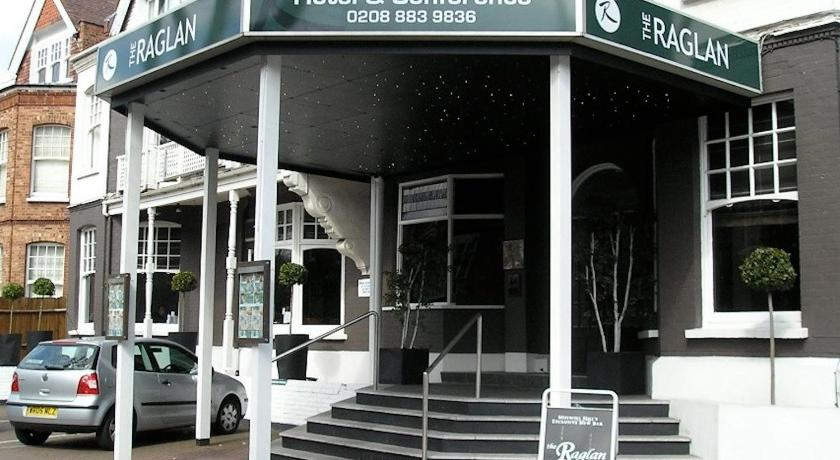 London Escorts Near Raglan Hotel