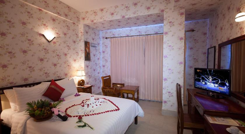 Siem Reap Hotel ist Girl Friendly. Guest Friendly - keine Joiner Fee