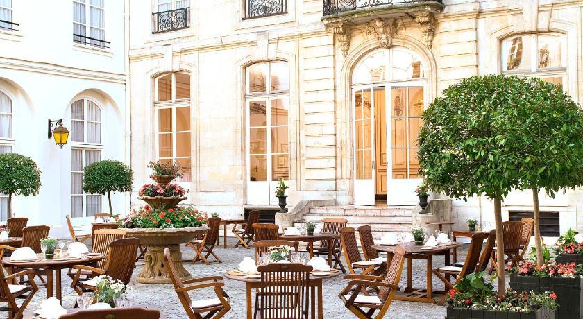 フランス,パリ,サン ジャーム アルバニー パリ ホテル スパ(Saint James Albany Paris Hotel Spa)