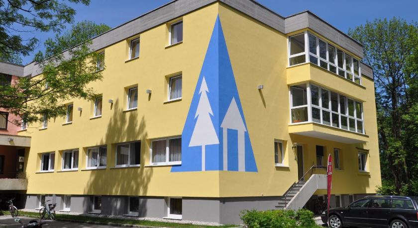 Eduard-Heinrich-Haus in Salzburg