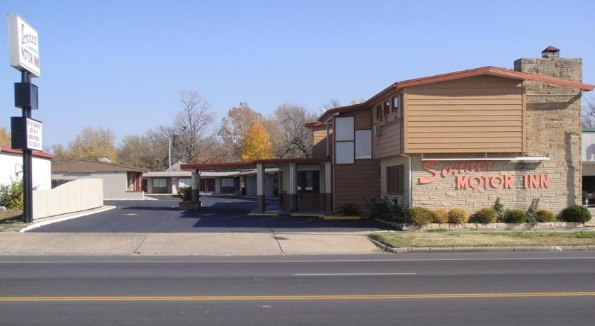sonner motor inn winfield ks