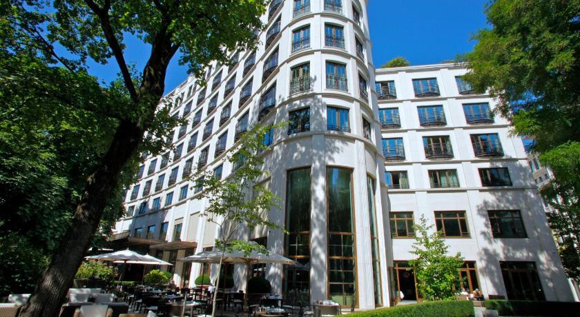 ドイツ,ミュンヘン,ロッコ フォルテ ザ チャールズ ホテル(Rocco Forte The Charles Hotel)