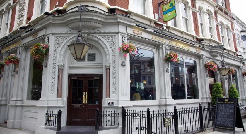 London Escorts Near The Brook Green Hotel