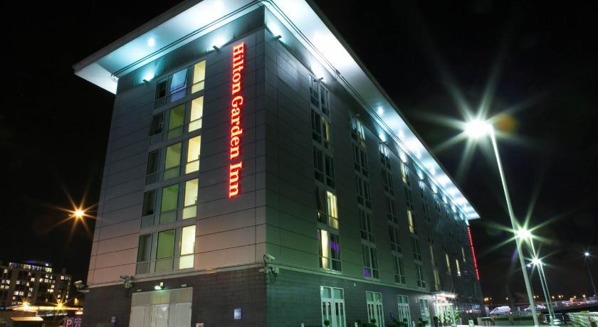 Hilton Garden Inn Glasgow City Centre (Glasgow)