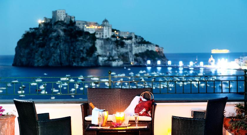 Hotel Ulisse, Ischia – Updated 2018 Prices