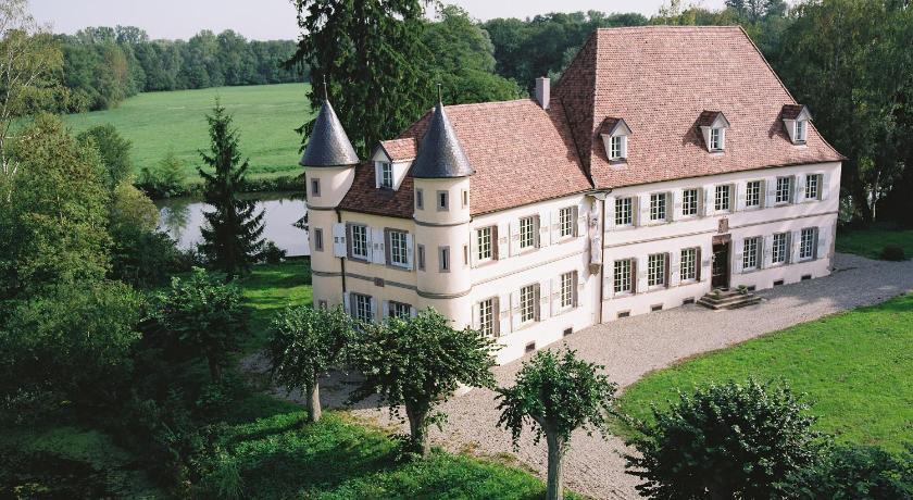 chateau de werde a vendre