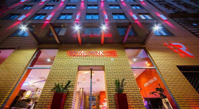 Royal Park Boutique Hotel (Budapest)