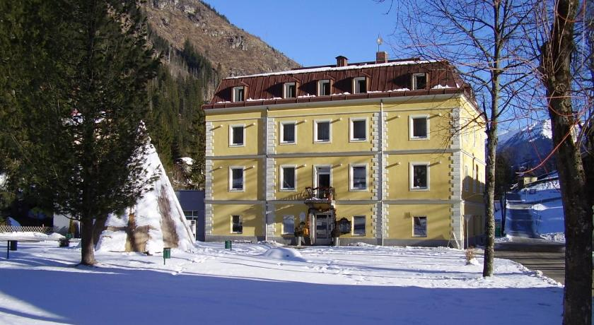 Hotel Rader in Bad Gastein