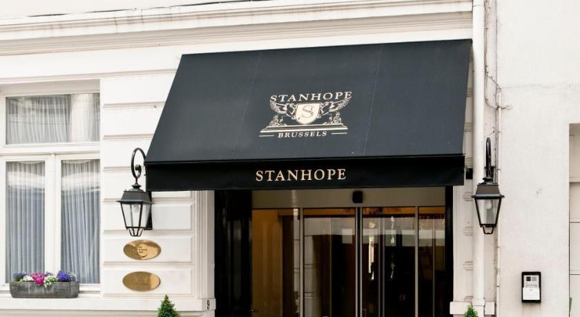 ベルギー,ブリュッセル,スタンホープ ホテル(Stanhope Hotel)