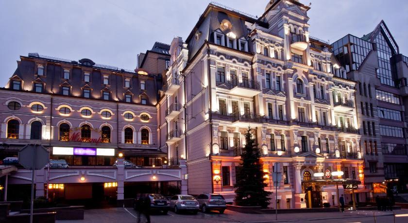 best deals for opera hotel kiev ukraine. Black Bedroom Furniture Sets. Home Design Ideas