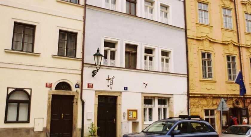 U Zlatého koníka / The Golden Horse House (Prag)