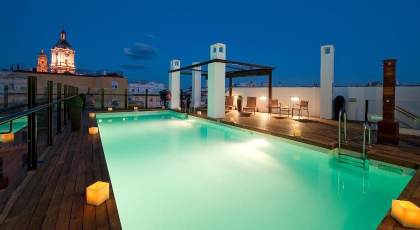 Hotel Vincci Seleccion Posada Malaga Spain Booking Com