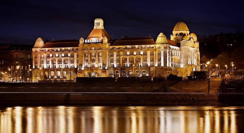 ハンガリー,ブダペスト,ダヌビウス ホテル ゲッレールト(Danubius Hotel Gellért)