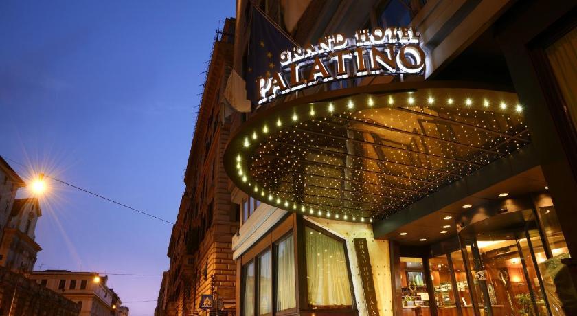 Grand Hotel Palatino in Rom