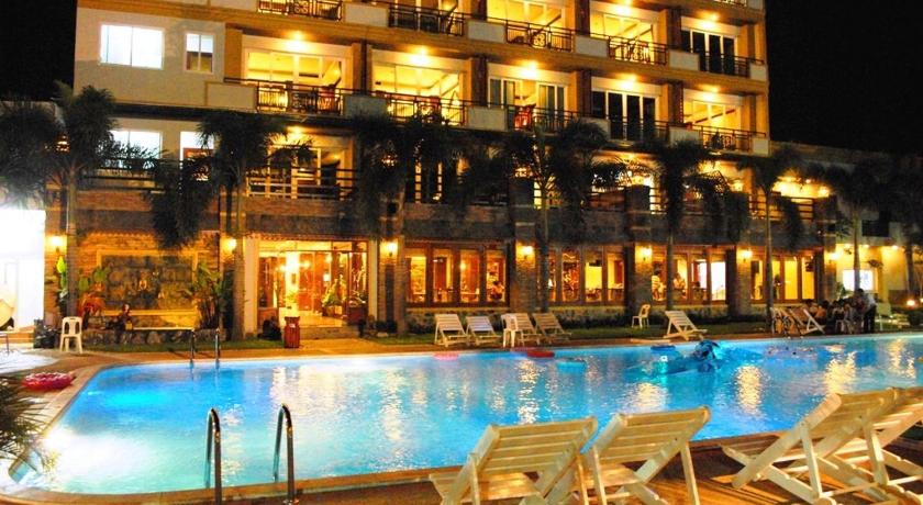Leuxay hotel vientiane laos for Laos hotels 5 star