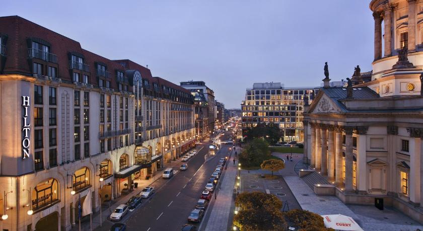 Hotels Berlin Mitte District