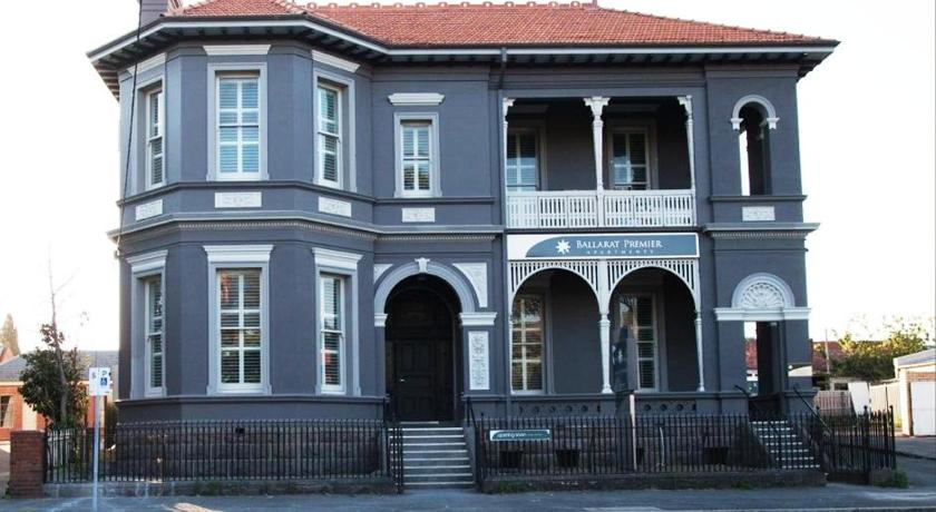 Condo Hotel Ballarat Premier Apartment