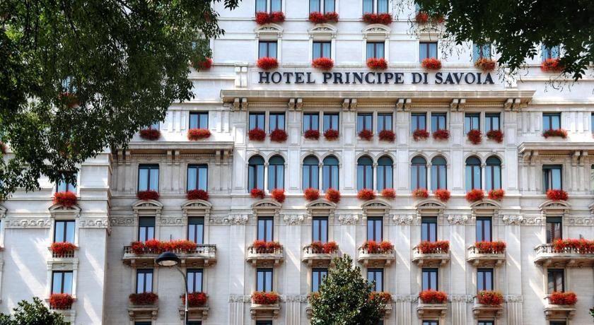 Hotel Principe Di Savoia (Mailand)