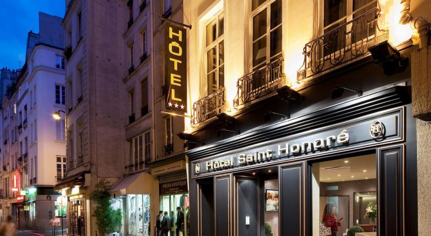 Best deals for hotel saint honore paris france for Deal hotel france