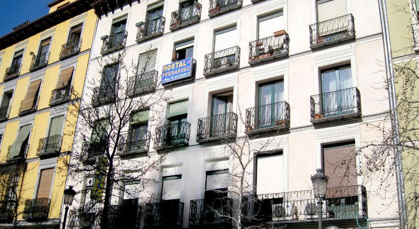 Hostal Residencia Fernandez (Madrid)