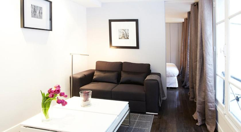 Luxury OneBedroom in Le Marais (Paris)