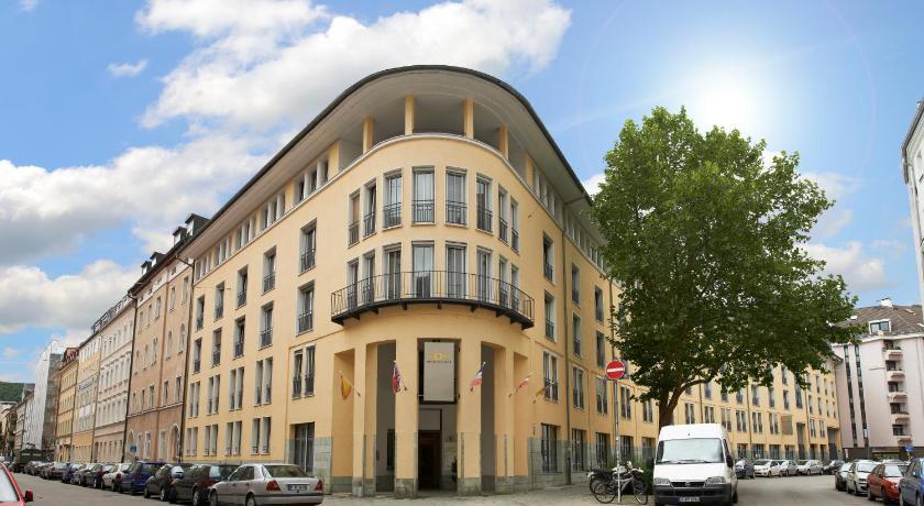 GHOTEL hotel & living München-Zentrum (München)