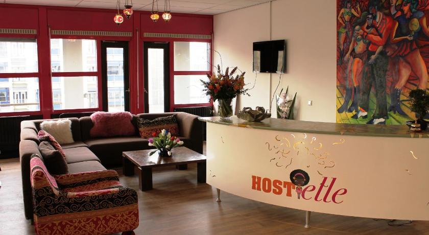 Hostelle (female only hostel) (Amsterdam)